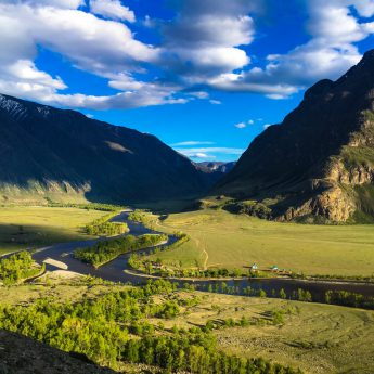 Закажи тур в Долину реки Чулышман